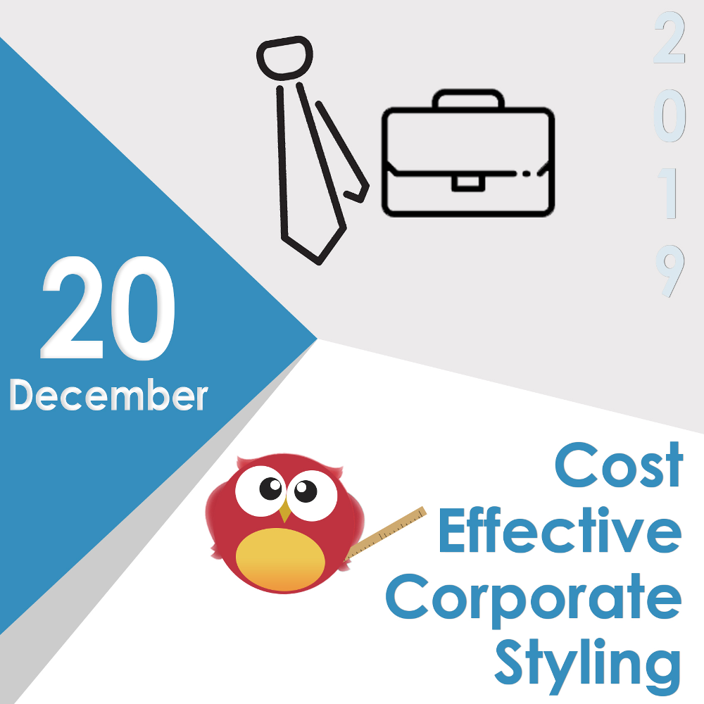Cost Effective Corporate Styling