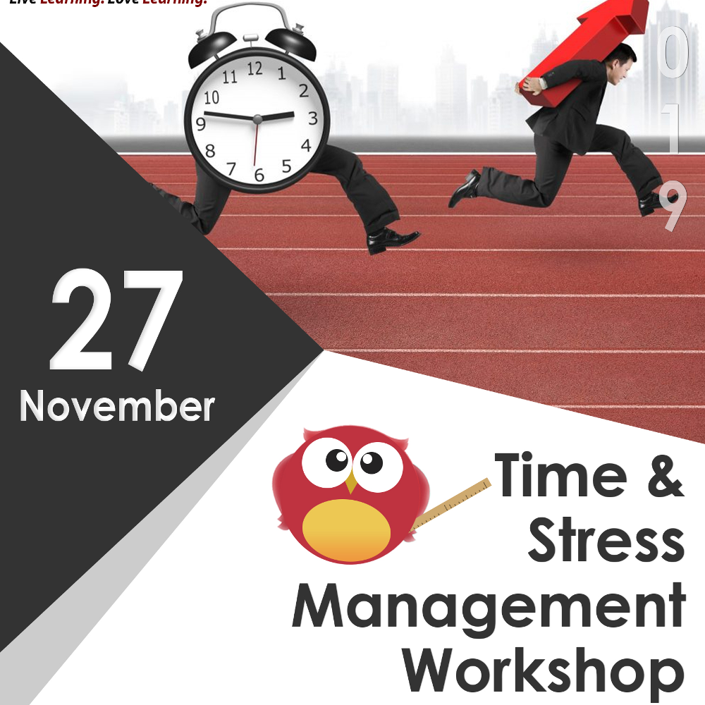 Time and Stress Management Workshop