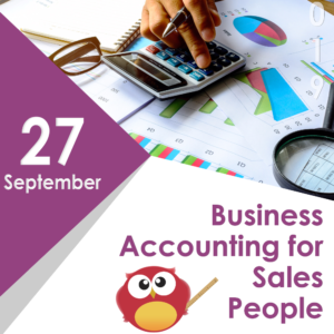 Business Accounting for Sales People