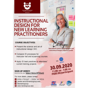 Instructional Design for New Learning Practitioners