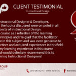 Jogen Paolo Atienza Instructional Design Testimonial