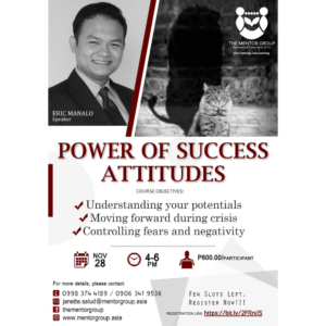 Power of Success Attitudes