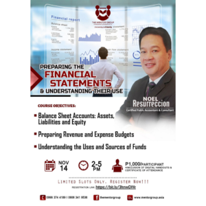 Preparing the Financial Statement and Understanding their Use